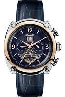 Orologio Uomo Ingersoll Michigan I01101 di pelle Blu