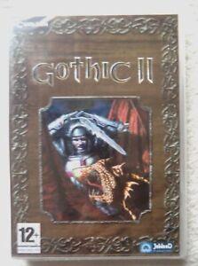 72932 - Gothic II [NEW / SEALED] - PC (2004) Windows XP FG-GOT2-PCD-E