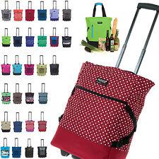 Shopper PUNTA Einkaufstrolley Einkaufskorb Trolley Einkaufsroller WHEEL AUSWAHL