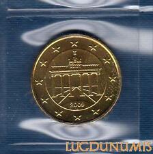 Allemagne 2009 10 centimes J Hambourg FDC provenant coffret 60000 exemplaires