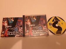 ESPN Extreme Games Playstation 1 ps1 gebraucht kostenlose p&p