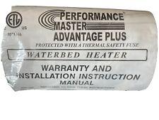 Performance Master Advantage Plus Waterbed Heater