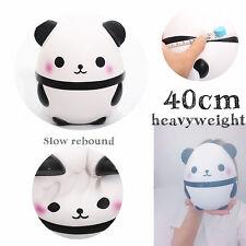 Kawaii Jumbo Panda Squishy Soft Doll Collectibles Cartoon Super Slow Rising Gift