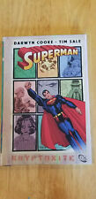 SUPERMAN: KRYPTONITE ~ DC COMPLETE HARDCOVER~ NEW SEALED