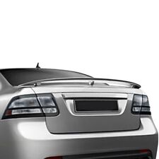 For Saab 9-3 08-11 Pure Factory Style Fiberglass Rear Spoiler Unpainted