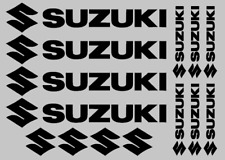 ADESIVI SUZUKI decals sticker moto