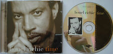 LIONEL RICHIE  ___   TIME   ___   11 Track CD   ___    1998