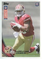 LaMichael James 49ers 2012 Topps Kickoff Rookie #48