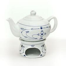 Teekanne Porzellan Mit Stövchen teekannen mit doppelten stövchen aus porzellan für die küche günstig
