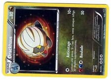 POKEMON COFFRE DES DRAGONS HOLO N°  7/20 DRACKHAUS