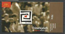 CEPT 2006/ Island MiNr 1135 ** SKL im MH