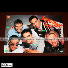 BACKSTREET BOYS / Brian, Nick, A.J., Kevin & Howard 90's - Poster #PM956