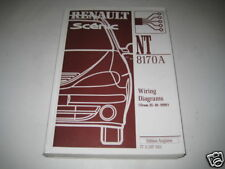 Wiring Diagrams Renault Megane Scenic, Stand 1999