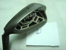 Nice LH Ping G15 7 iron blue dot .75* upright Ping AWT steel reg. flex standard