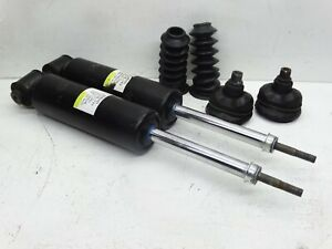 03-14 Volvo XC90 Rear Sachs Nivomat Pair Shocks Absorbers 30683451 Self Leveling