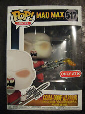 COMA-DOOF WARRIOR Mad Max Fury Road #517 (Target Exclusive) NEW!