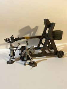 2003 Gondorian Catapult - Lord of the Rings Armies Middle Earth Battle Figure