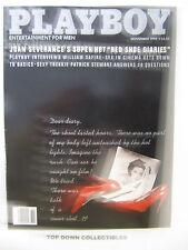 "Playboy Magazine   November  1992   Joan Severance ""Red Shoe Diaries"""