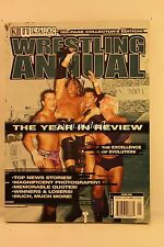 Wrestling Annual Magazine, spring 2004 - The Year In Review