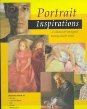 Portrait Inspirations: A Collection of Drawing and Painting Ideas for Artists I