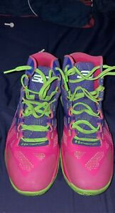 Curry northern lights size 10