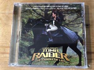 LARA CROFT TOMB RAIDER THE CRADLE OF LIFE (Silvestri) OOP Score Soundtrack CD NM