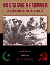 Revolution Wargames The Siege of Orgun, Afghanistan 1983 New In Ziploc Fast Ship