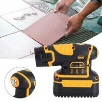 Tile Tiling Machine Vibrator For Ceramic Floor Paving Leveling Tool Rechargeable