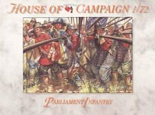 soldatini 1:72 A Call To Arms Parliament Infantry