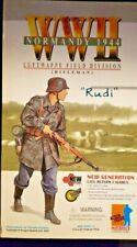 "DRAGON 1/6 WWII NORMANDY 1944 LUFTWAFFE FIELD DIVISION ""RUDI"""