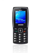 """Brondi Eros 4,5 cm (1.77"""") Nero Telefono cellulare basico"""
