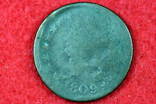 Estate  Find 1809 -  Classic Head Half Cent!!! #H0287