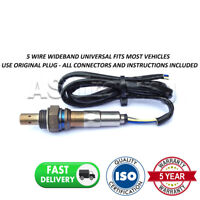 FRONT RIGHT 5 WIRE UNIVERSAL O2 SENSOR FOR PORSCHE CAYENNE VW TOUAREG 3.0 TSI