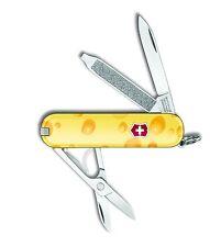 Victorinox Swiss Army Key Chain Knife Classic Ltd Ed - Swiss Cheese - Free Ship