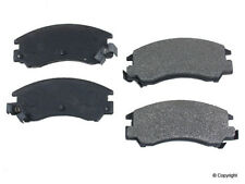Meyle Semi Metallic Disc Brake Pad fits 1985-1994 Subaru XT GL GL-10  MFG NUMBER