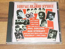 THE YOUNG BLOOD STORY CD: Phill collins, Rod Stewart, Billy Ocean, Jimmy POWELL
