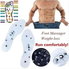 Comfort Soles Inserts Massage Insoles Shoes Pad Acupoint Magnetotherapy