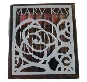 New in Pkg Mary Kay Mini Nourishine Plus Lip Gloss Set 6 Shades Travel Retired