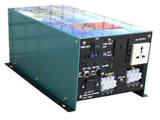 5000W LF PURE SINE WAVE POWER INVERTER DC 24V to AC 240V/Battery Charger/ATS/UPS