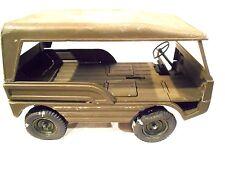 "Ultra Rare Kaiser/Jeep 16"" US Army XM443E1 Platform Truck Promo Prototype"