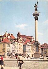 B46251 Warszawa Plac Zamkowy z kolumna Zygmunta   poland