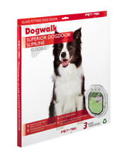 DOGWALK SLIMLINE DOG DOOR FOR GLASS