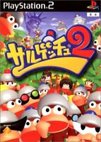 Ape Escape 2 Saru Getchu 2 PS2 Sony Sony PlayStation 2 From Japan