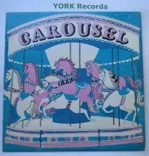 CAROUSEL -  Cast Recording - Excellent Condition LP Record World LMP 13