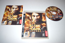 Alone in the Dark Inferno Playstation 3 PS3 Video Game Complete