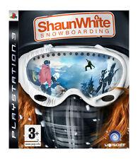 Shaun White Snowboarding (Sony PlayStation 3, 2008)E0269