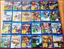 PSVita Games Sélection: LEGO, Marvel, assassis, Batman; Big Planet, invisimals, One