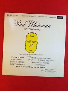 Vinyl LP : London HA-Z 2365  : PAUL WHITEMAN : The Greatest Stars In My Life
