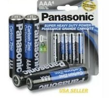 48 Aaa Wholesale Bulk Lot Panasonic Triple A Batteries heavy Duty 1.5v Battery