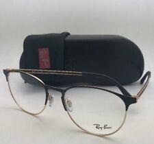 b1f8426cad8 New RAY-BAN Eyeglasses RB 6375 2890 53-18 145 Black   Gold Frames